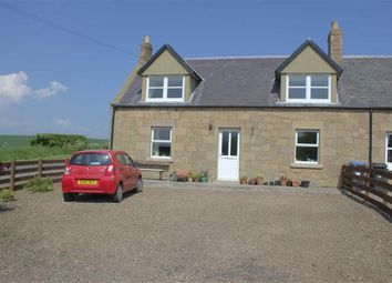 Thumbnail 3 bed cottage for sale in Ravelaw Farm Cottages, Whitsome, Duns