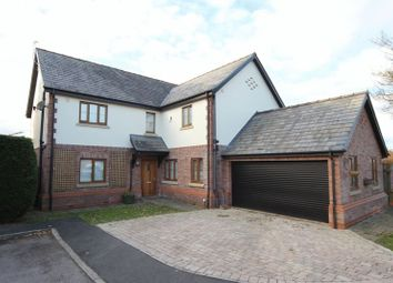 Thumbnail 5 bed detached house for sale in Buckley Court, Willaston, Cheshire