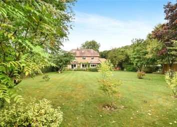 Thumbnail 4 bed detached house for sale in Weathermore Lane, Four Marks, Hampshire