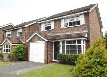 Thumbnail 3 bed detached house to rent in Cabbell Place, Addlestone