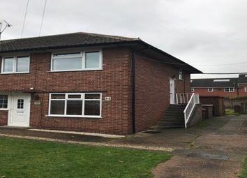 Thumbnail 2 bedroom flat to rent in Kedleston Close, Long Eaton, Nottingham
