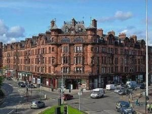 Thumbnail 2 bed flat to rent in St. Georges Road, Glasgow City