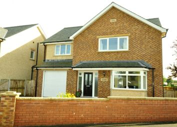 Thumbnail 4 bed detached house for sale in Glenann, Bensmoor Road, Springfield, Gretna