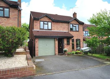 Thumbnail 4 bed detached house for sale in Churton Drive, Whitchurch