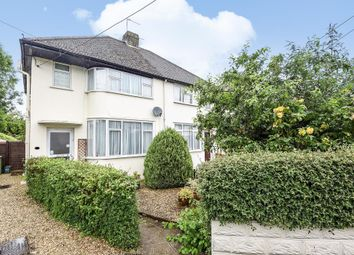 Thumbnail 3 bedroom semi-detached house for sale in Arthray Road, Botley, Oxford
