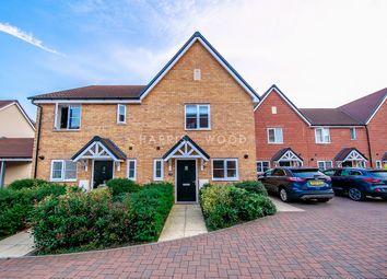 Thumbnail 2 bed semi-detached house for sale in Robert Cameron Mews, Colchester