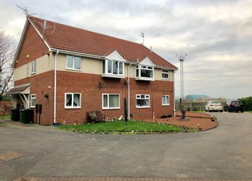 Thumbnail 2 bed flat for sale in Chaucer Close, Gateshead