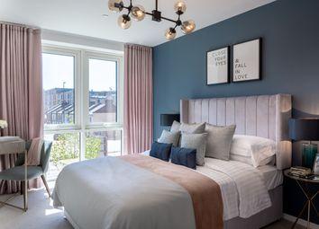 Thumbnail 2 bedroom flat for sale in Juniper Drive, Battersea, Wandsworth, London