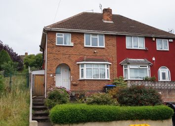 Thumbnail 3 bed semi-detached house for sale in Appleton Avenue, Great Barr, Birmingham
