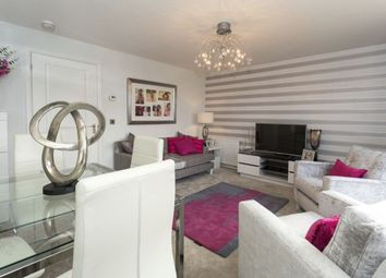 "Thumbnail 3 bed terraced house for sale in ""Brodie"" at Whitehill Street, Newcraighall, Musselburgh"