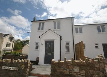 Thumbnail 2 bed semi-detached house for sale in Victoria Road, Coleford