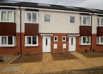 Thumbnail 2 bed terraced house for sale in Plot 203 Britannia Gate, Palgrave Road (B Type), Bedford