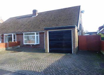 Thumbnail 3 bedroom semi-detached house to rent in Hacking Drive, Longridge, Preston