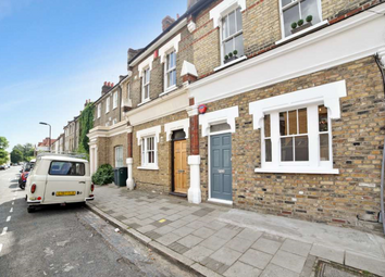 Thumbnail 3 bed terraced house to rent in Wilton Way, London