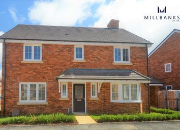 Thumbnail 4 bed detached house for sale in Sandy Lane, Farnborough, Farnborough