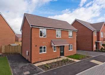 2 bed semi-detached house for sale in 55 Agatha Christie Way, Cholsey, Wallingford, Oxfordshire OX10