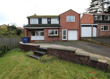Thumbnail 4 bed detached house for sale in Belmot Road, Tutbury, Burton-On-Trent