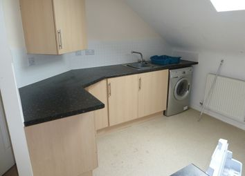 Thumbnail 1 bed flat to rent in Stowe Drive, Rugby