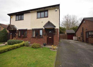 Thumbnail 2 bed semi-detached house for sale in The Doultons, Walton Le Dale, Preston, Lancashire