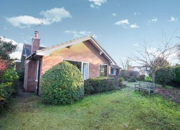 Thumbnail 4 bed bungalow for sale in The Spinney, Norley, Frodsham, Cheshire