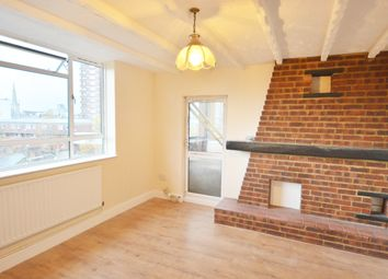 Thumbnail 3 bed flat to rent in Commercial Road, London