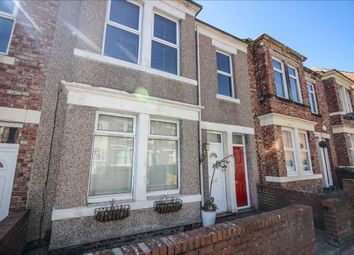 Thumbnail 3 bed terraced house to rent in Eastbourne Avenue, Gateshead