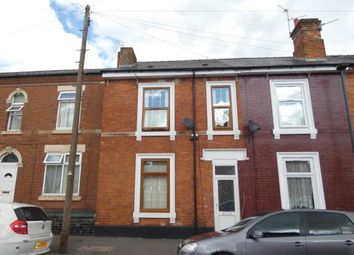 Thumbnail 3 bed terraced house for sale in Lyndhurst Street, Derby, Derbyshire