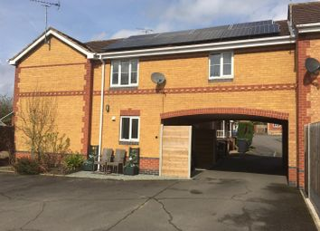 Thumbnail 1 bed property for sale in Middle Close, Swadlincote