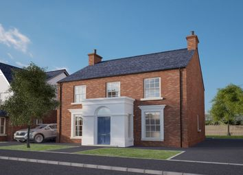 Thumbnail 4 bed detached house for sale in Golden Gate, Upper Road, Greenisland