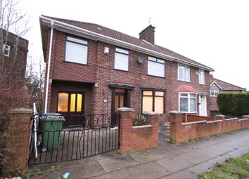 Thumbnail 4 bedroom semi-detached house for sale in Chilcott Road, Liverpool
