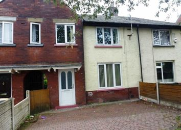 Thumbnail 3 bedroom terraced house to rent in Tintern Avenue, Bolton