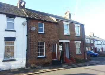 Thumbnail 2 bedroom terraced house to rent in High Street, Garlinge, Margate