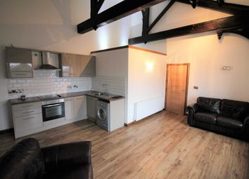 Thumbnail 1 bed flat to rent in Holmfirth Road, Meltham, Holmfirth