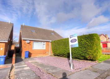 Thumbnail 1 bed bungalow for sale in Marsham Close, Newcastle Upon Tyne