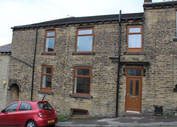 Thumbnail 2 bedroom terraced house for sale in Cross Street, Bradford