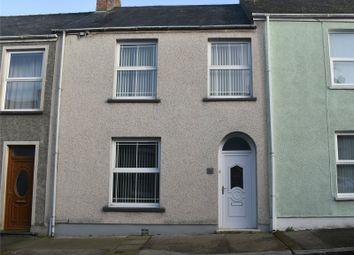 Thumbnail 3 bed terraced house for sale in Gwyther Street, Pembroke Dock, Pembrokeshire