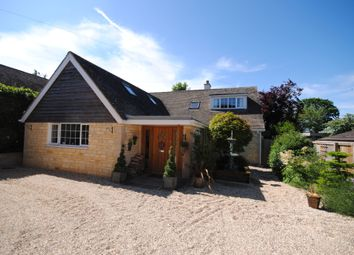 Thumbnail 4 bed detached house for sale in Swan Lane, Long Hanborough, Witney