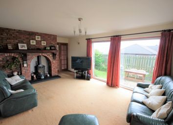 Thumbnail 4 bedroom detached house for sale in Daviot, Inverurie