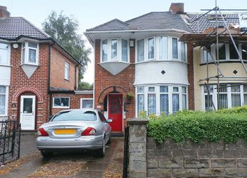 Thumbnail 3 bed semi-detached house to rent in Garretts Green Lane, Birmingham