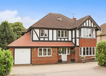 Thumbnail 6 bed detached house for sale in The Horseshoe, Coulsdon