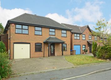 Thumbnail 4 bed detached house for sale in Stockholm Grove, Birches Head, Stoke-On-Trent