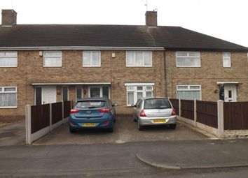 Thumbnail 3 bed terraced house for sale in Listowel Crescent, Clifton, Nottingham