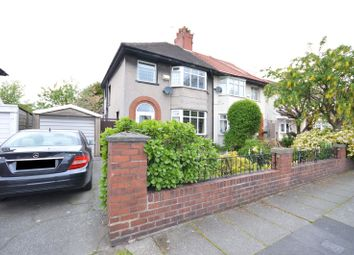 Thumbnail 3 bed semi-detached house for sale in Riverbank Road, Grassendale, Liverpool