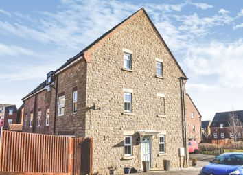 3 bed semi-detached house for sale in Mendip Way, Corby NN18