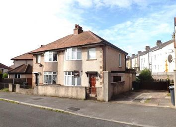 Thumbnail 3 bed semi-detached house for sale in Chatsworth Road, Morecambe, Lancashire, United Kingdom