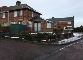 Thumbnail 2 bed end terrace house to rent in Ashvale Avenue, Kibblesworth, Gateshead, Tyne And Wear