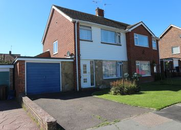 Thumbnail 3 bed semi-detached house for sale in The Thatchings, Polegate
