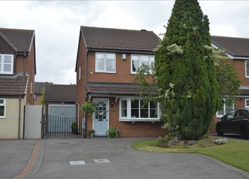 Thumbnail Detached house for sale in Vernon Close, Essington, Wednesfield