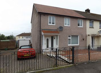Thumbnail 3 bed end terrace house for sale in Netherthird Road, Cumnock
