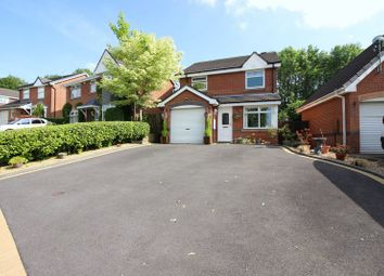 Thumbnail 3 bed detached house for sale in Mountside Gardens, Leek, Staffordshire